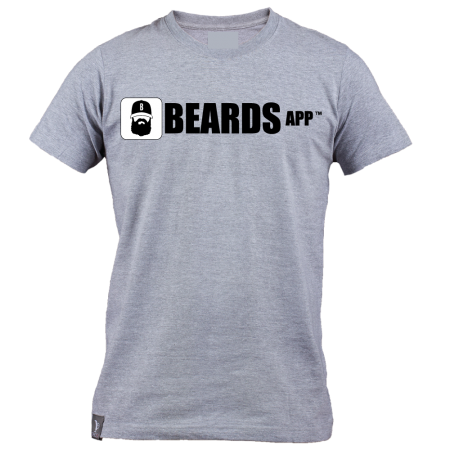 Grey Beards App t-shirt