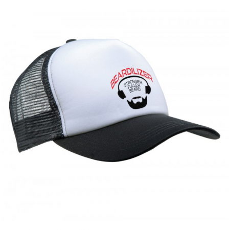 Beardilizer trucker cap