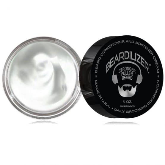 Beardilizer beard cream - scented and unscented