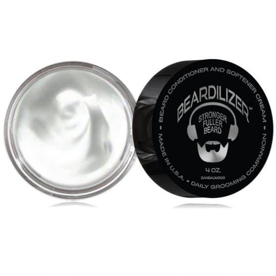 Beardilizer beard cream - scented and unscented