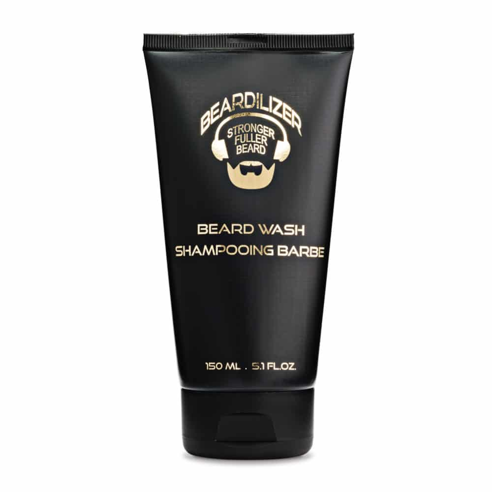 Beardilizer Beard Wash and Shampoo
