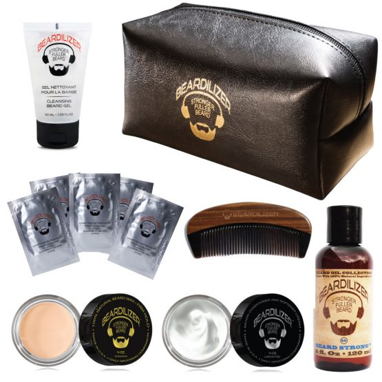 beardo holiday gifts