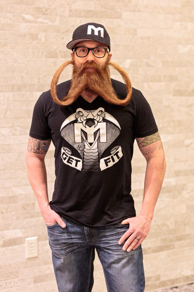 stylish beardo