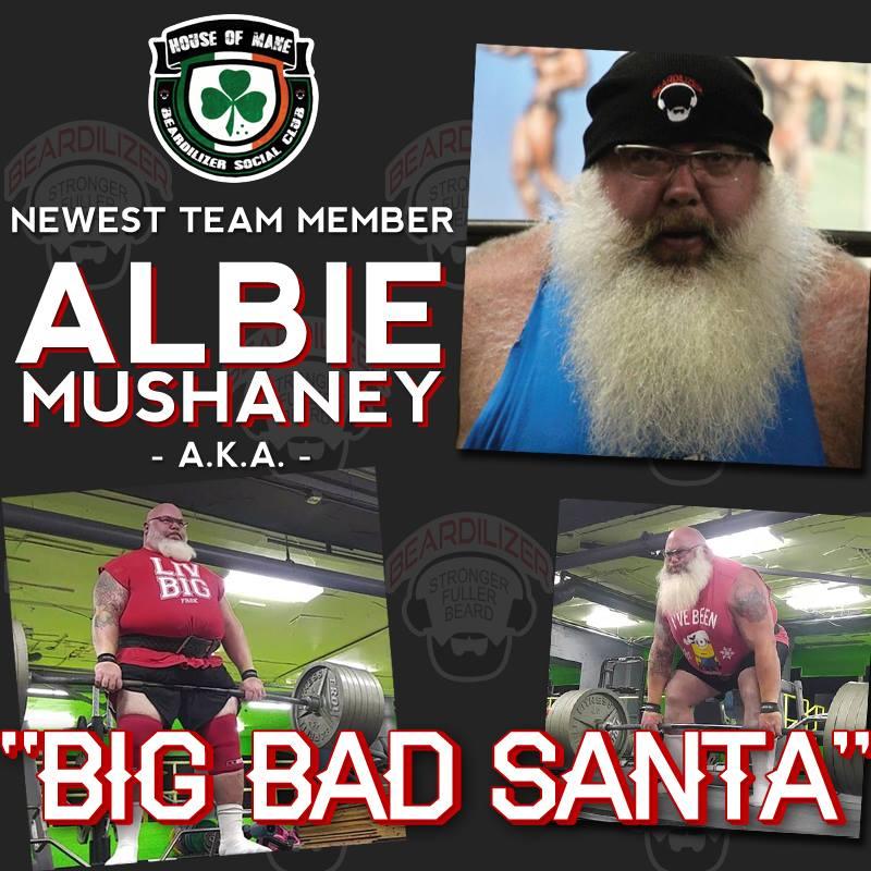 big bad santa